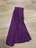 Отдается в дар Колготки капроновые женские фиолетовые