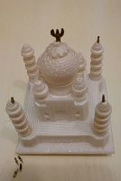 Отдается в дар Сувенир с Востока. Белый камень.