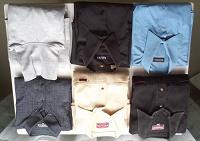 Отдается в дар 3 рубашки, 2 сорочки и бадлон