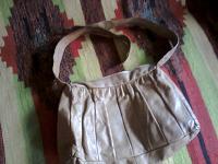 Отдается в дар Кожаная сумка, на ХМ