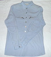 Отдается в дар Блуза-рубашка женская