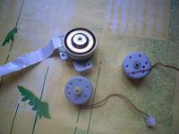 Отдается в дар Моторчики от cd-rom привода