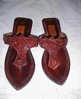 Отдается в дар Летние сандалии
