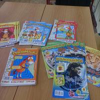 Отдается в дар Журналы детские
