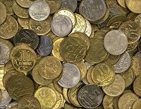 Отдается в дар Монеты 5 копеек РФ