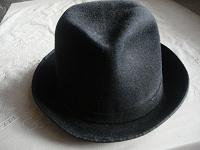 Отдается в дар Черная женская шляпа