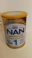 Отдается в дар Детское питание Nestle NAN Optipro гипоаллергенный