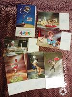 Отдается в дар Набор открыток детский