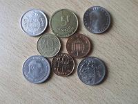 Отдается в дар Ещё одна маленькая монетная «солянка»