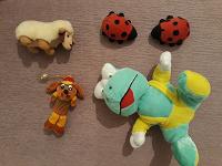 Отдается в дар Мягкие игрушки.
