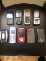Отдается в дар Телефоны на запчасти
