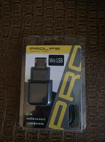 Отдается в дар Новая Зарядка для телефона Мини USB