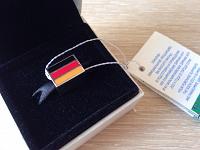 Отдается в дар Шарм Адамас «Флаг Германии»