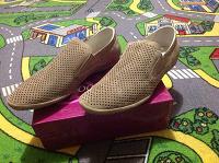 Отдается в дар Летние мужские туфли