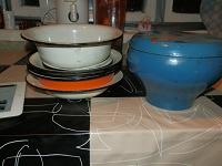Отдается в дар Посуда для походов и дачи