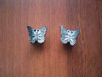 Отдается в дар Заколки-бабочки