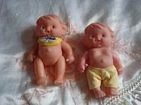 Отдается в дар два кукленка