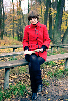 Отдается в дар Осеннее пальто