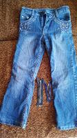 Отдается в дар В умелые руки джинсы на флисе
