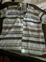 Отдается в дар Рубашка мужская летняя, размер 48-50