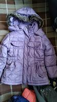 Отдается в дар Куртка утепленная р.116 для девочки