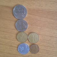 Отдается в дар Монеты Словакия