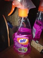 Отдается в дар Жидкость для мытья стекол