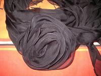 Отдается в дар Экстравагантный шарфик.