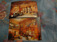 Отдается в дар царский дворец neuschwanstein на открытках
