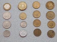Отдается в дар Монеты: Франции, Венгрии, Австрии, Словении…