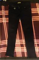 Отдается в дар Чёрные джинсы 46 р