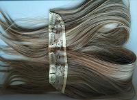 Отдается в дар Волосы на заколке