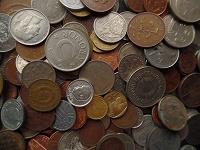 Отдается в дар Монета в честь 23 февраля.