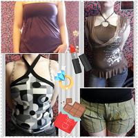Отдается в дар Пакет женской одежды размер 44 (М)