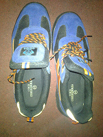 Отдается в дар Новые мужские кроссовки 47 размера