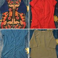 Отдается в дар Рубашки и блузы