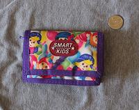 Отдается в дар Фиолетовая сумочка