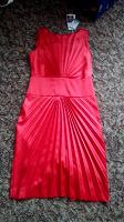 Отдается в дар Платье красное «Петербургский стиль», новое