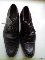 Отдается в дар Мужские кожаные туфли 45 р-р