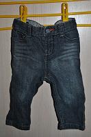 Отдается в дар Фирменые джинсы на кроху на 9-12 мес)