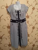 Отдается в дар Женское платье 50 размера