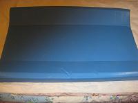 Отдается в дар Пеленальная доска синего цвета