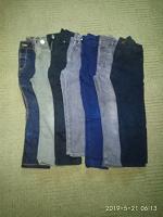 Отдается в дар джинсы мальчику