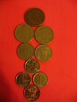 Отдается в дар Монеты Бееельгии