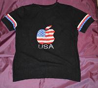 Отдается в дар трикотажная футболка