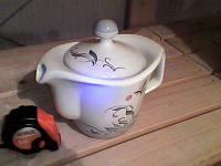 Отдается в дар чайничек заворочный