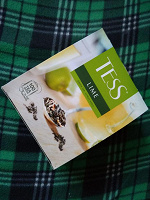 Отдается в дар Зеленый чай Тесс
