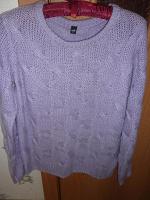 Отдается в дар свитер Л