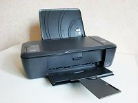 Отдается в дар Принтер струйный HP Deskjet 2000