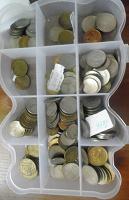 Отдается в дар Много мелких монет России (1, 5, 10 и 50 копеек)